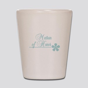 Matron of Honor Shot Glass