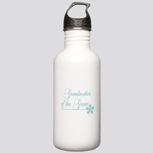 Grandmother of Groom Stainless Water Bottle 1.0L