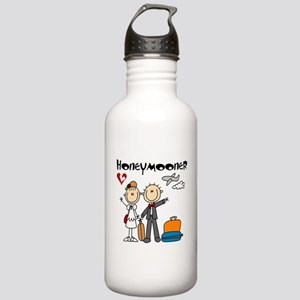 Stick Figures Honeymoo Stainless Water Bottle 1.0L