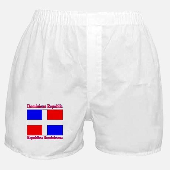 Republica Dominica Boxer Shorts