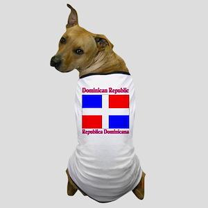 Republica Dominica Dog T-Shirt