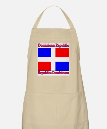 Republica Dominica BBQ Apron