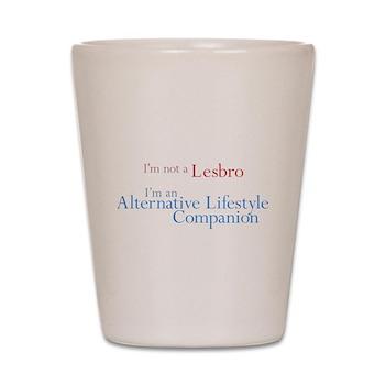 Alt. Lifestyle Companion Shot Glass