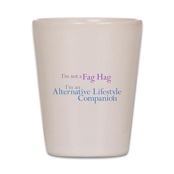Alternative Lifestyle Compani Shot Glass