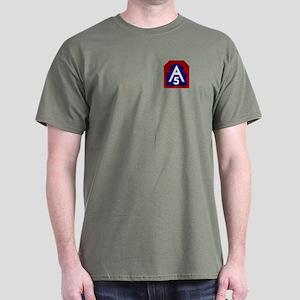 5th Army Dark T-Shirt