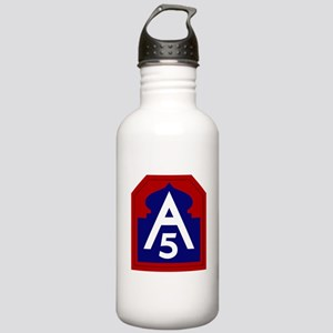 5th Army Stainless Water Bottle 1.0L