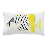 Atoll Butterflyfish Pillow Case
