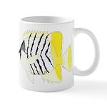 Atoll Butterflyfish Mugs