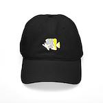 Atoll Butterflyfish Baseball Hat