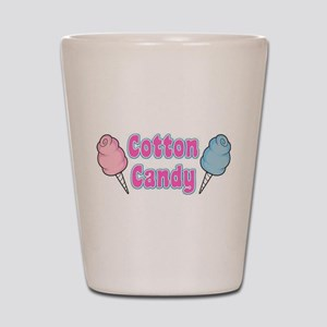 Cotton Candy Shot Glass