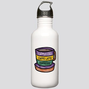 Cappacino Stainless Water Bottle 1.0L