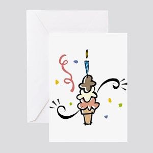 Ice Cream! Greeting Cards (Pk of 10)
