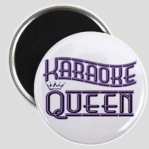 """""""Karaoke Queen"""" Magnet"""