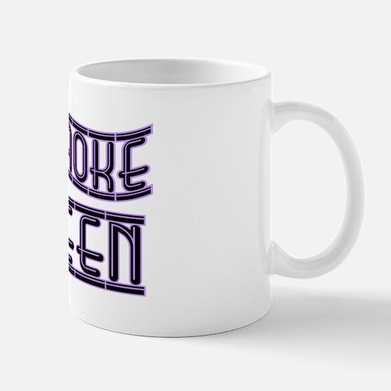 """Karaoke Queen"" Mug"