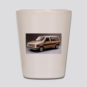 1984 Dodge Caravan Shot Glass