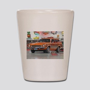 1973 Ford Pinto Shot Glass