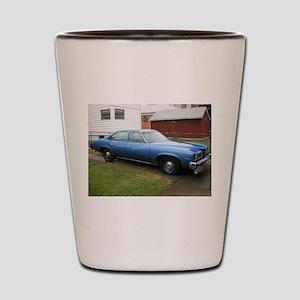 1973 Lemans Shot Glass