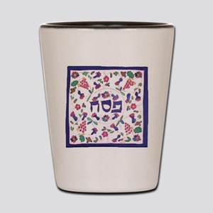 Passover Cover Shot Glass