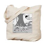 Follow My Nose - no text Tote Bag