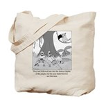 Follow My Nose Tote Bag