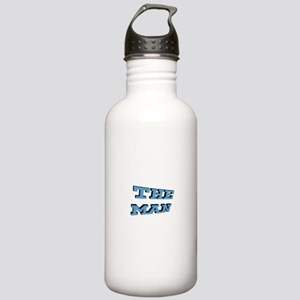 The Man Stainless Water Bottle 1.0L