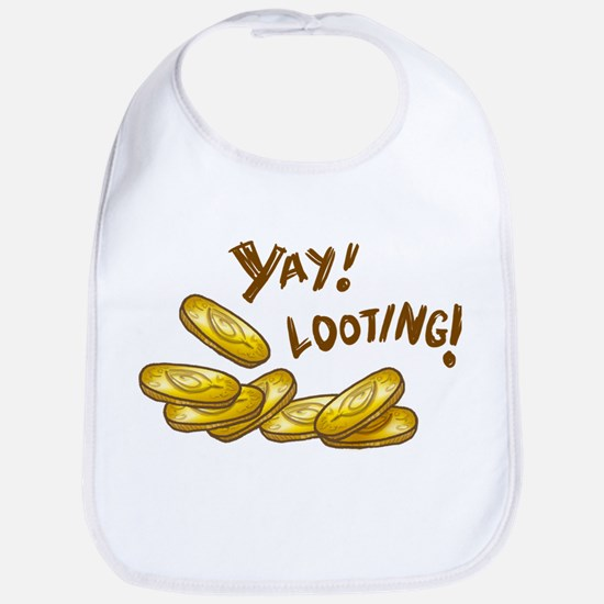 Yay! Looting! Bib