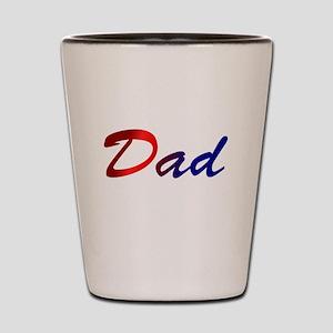 Dad 3 Shot Glass
