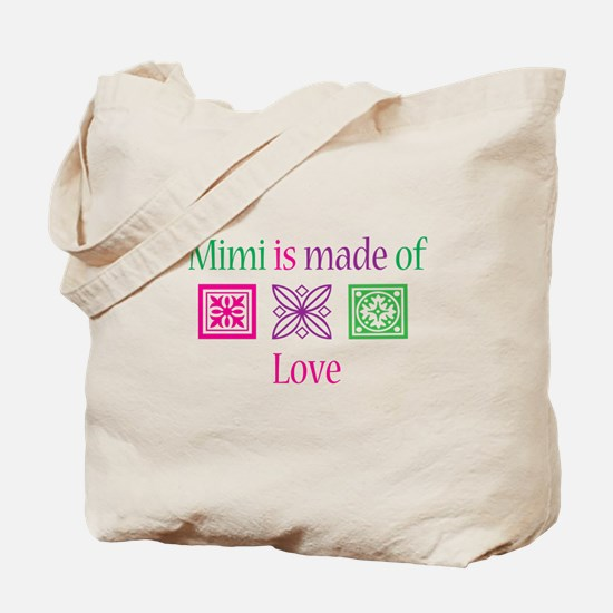 Mimi Made of Love Tote Bag