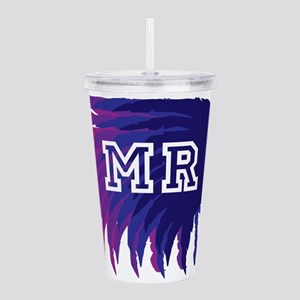 Personalized Custom In Acrylic Double-wall Tumbler
