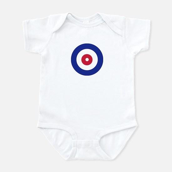 Curling Infant Bodysuit