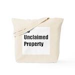 DC Unclaimed Property Tote Bag