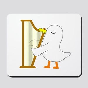 Harpist Mousepad