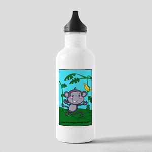 Rainforest Best Seller Stainless Water Bottle 1.0L