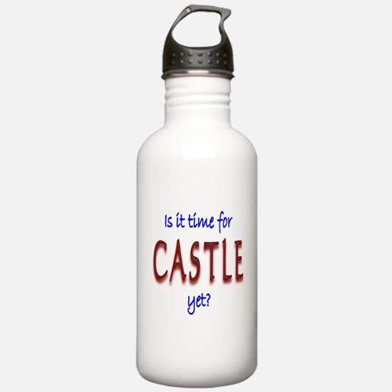 Time For Castle Water Bottle