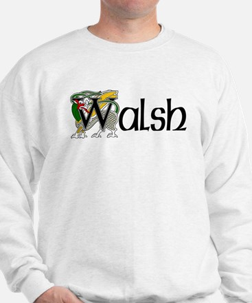 Walsh Celtic Dragon Sweatshirt