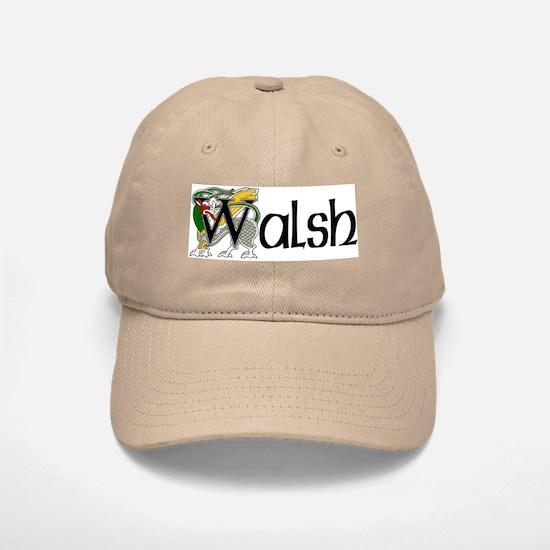 Walsh Celtic Dragon Baseball Baseball Baseball Cap
