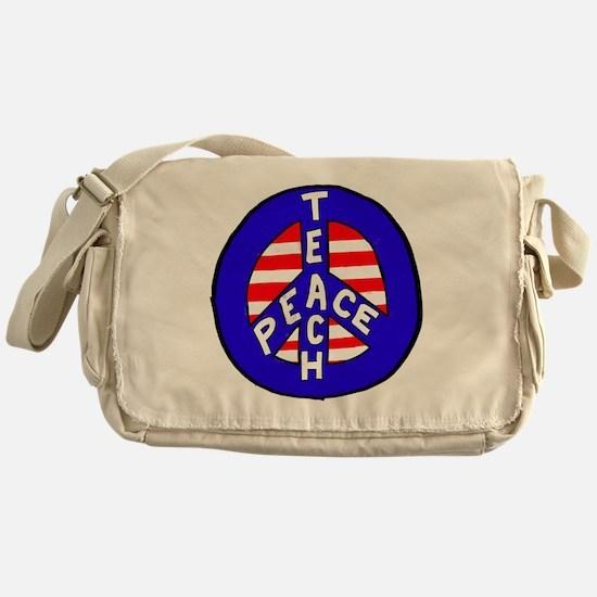 Cool Coexist Messenger Bag