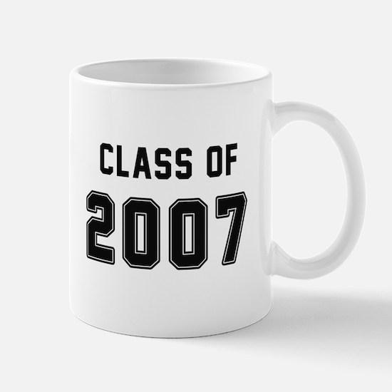 Class of 2007 Black Mugs