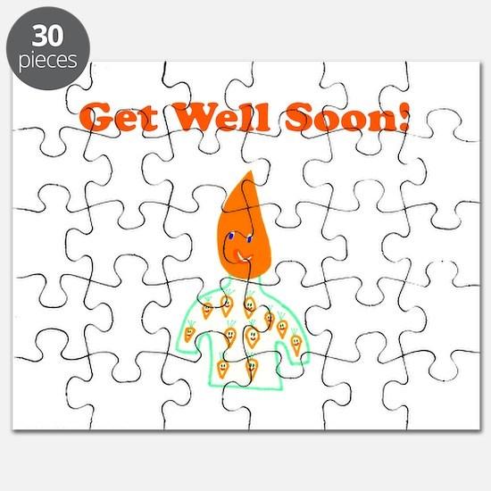 Cute Get Well Soon 4Celeste Puzzle