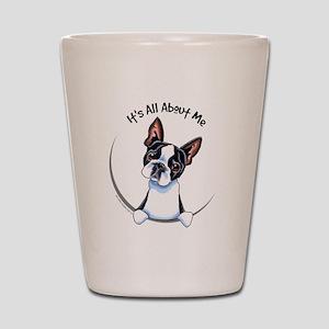 Boston Terrier IAAM Shot Glass