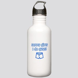 Sorry Girls Stainless Water Bottle 1.0L