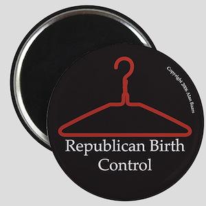 Republican Birth Control Magnet