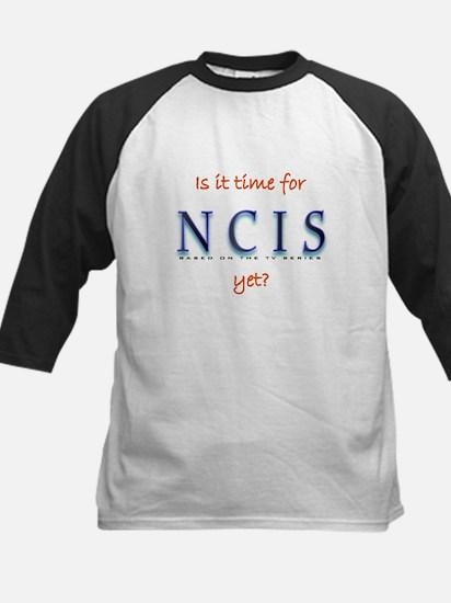 Time for NCIS? Kids Baseball Jersey