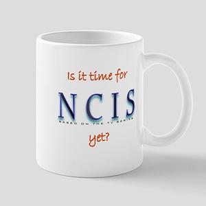 Time for NCIS? Mug