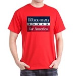 Barack Obama for America Dark T-Shirt
