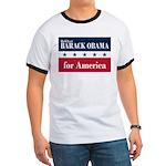 Barack Obama for America Ringer T