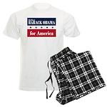 Barack Obama for America Men's Light Pajamas