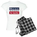 Barack Obama for America Women's Light Pajamas