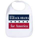 Barack Obama for America Bib