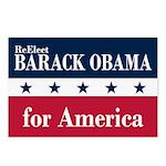 Barack Obama for America Postcards (Package of 8)